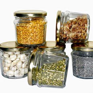Dodecagon Jars