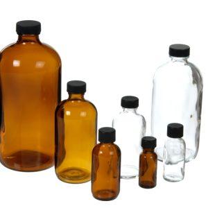 Boston Round Bottles