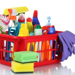 Cleaning & Sanitizing Supplies