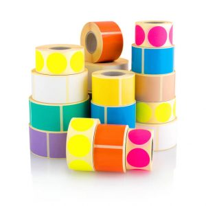 Thermal Roll Labels & Printers